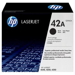 HP 42A Black (Q5942A) (Genuine)