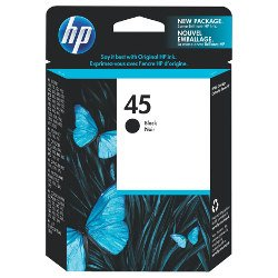 HP 45 Black (51645AA) (Genuine)