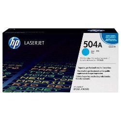 HP 504A Cyan (CE251A) (Genuine)