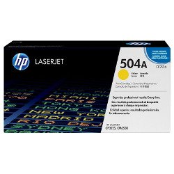 HP 504A Yellow (CE252A) (Genuine)
