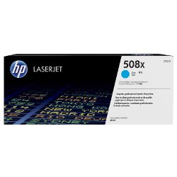 HP 508X Cyan High Yield (CF361X) (Genuine)