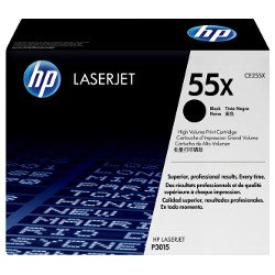 HP 55X Black High Yield (CE255X) (Genuine)