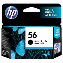 HP 56 Black (C6656AA) (Genuine)