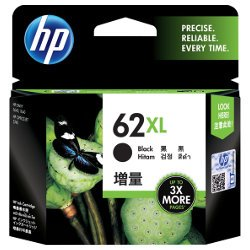 HP 62XL Black High Yield (C2P05AA) (Genuine)
