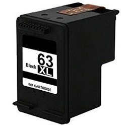 Remanufactured 63XL Black High Yield (F6U64AA)