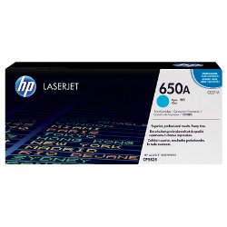 HP 650A Cyan (CE271A) (Genuine)