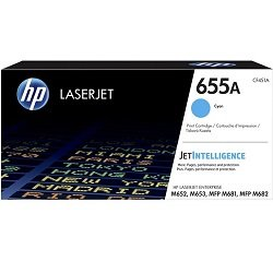HP 655A Cyan (CF451A) (Genuine)
