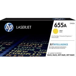 HP 655A Yellow (CF452A) (Genuine)