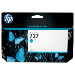 HP 727 Cyan High Yield (B3P19A) (Genuine)