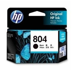 HP 804 Black (T6N10AA) (Genuine)