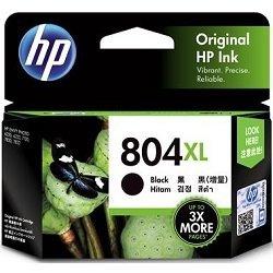 HP 804XL Black High Yield (T6N12AA) (Genuine)