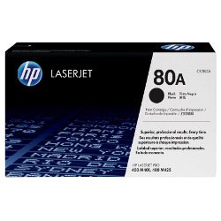 HP 80A Black (CF280A) (Genuine)