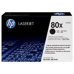 HP 80X Black High Yield (CF280X) (Genuine)