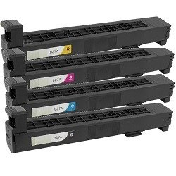 Remanufactured 827A 5 Pack Bundle (CF300A-CF303A)