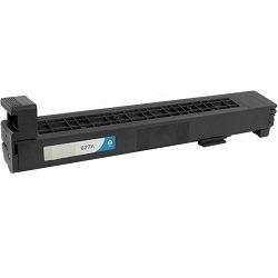 Remanufactured 827A Cyan Toner Cartridge (CF301A)