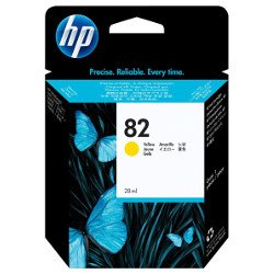 HP 82 Yellow (C4913A) (Genuine)