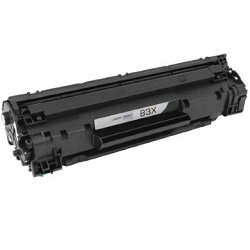 Compatible 83X Black High Yield (CF283X)