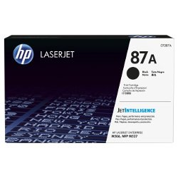 HP 87A Black (CF287A) (Genuine)