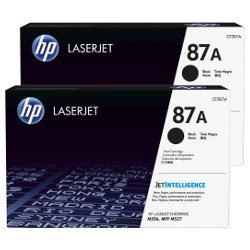 HP 87A 2 Pack Bundle (CF287A) (Genuine)