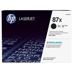 HP 87X Black High Yield (CF287X) (Genuine)