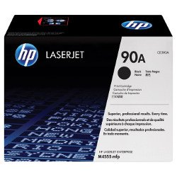 HP 90A Black (CE390A) (Genuine)