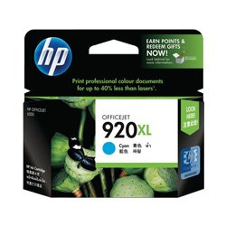 HP 920XL Cyan High Yield (CD972AA) (Genuine)