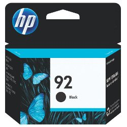 HP 92 Black (C9362WA) (Genuine)