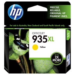 HP 935XL Yellow High Yield (C2P26AA) (Genuine)