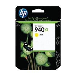 HP 940XL Yellow High Yield (C4909AA) (Genuine)