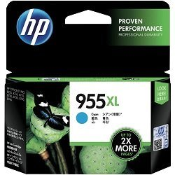 HP 955XL Cyan High Yield (L0S63AA) (Genuine)