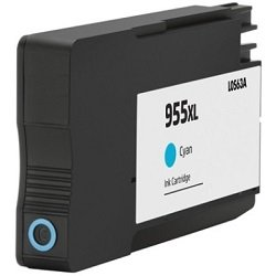 Remanufactured 955XL Cyan High Yield (L0S63AA)