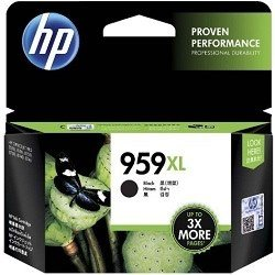 HP 959XL Black High Yield (L0R42AA) (Genuine)