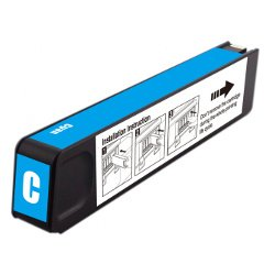 Remanufactured 971XL Cyan High Yield (CN626AA)