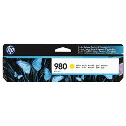 HP 980 Yellow (D8J09A) (Genuine)