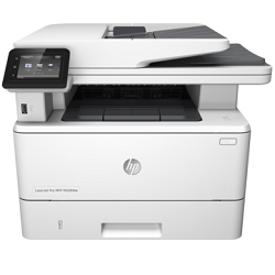 HP LaserJet Pro MFP M426fdw Multifunction Mono Laser Wireless Printer + Duplex
