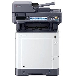Kyocera Ecosys M6230cidn Multifunction Colour Laser Printer + Duplex