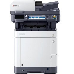 Kyocera Ecosys M6635cidn Multifunction Colour Laser Printer + Duplex