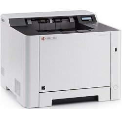Kyocera Ecosys P5021cdw Colour Laser Wireless Printer + Duplex