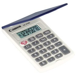 Canon LC-210L Calculator