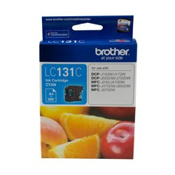 Brother LC131C Cyan (Genuine)
