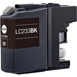 Compatible LC233BK Black