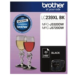 Brother LC239XL BK Black (Genuine)