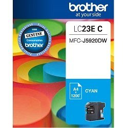 Brother LC23EC Cyan (Genuine)