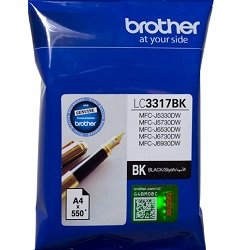 Brother LC3317BK Black (Genuine)