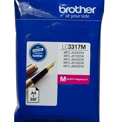 Brother LC3317M Magenta (Genuine)