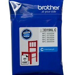 Brother LC3319XLC Cyan High Yield (Genuine)