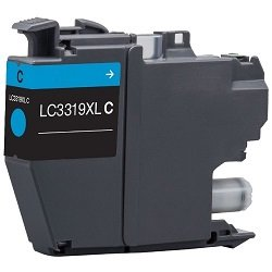 Compatible LC3319XLC Cyan High Yield