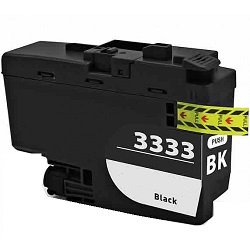Compatible LC3333BK Black High Yield