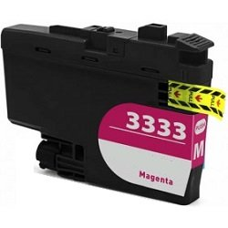 Compatible LC3333M Magenta High Yield