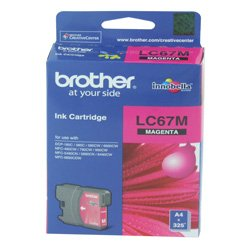 Brother LC67M Magenta (Genuine)